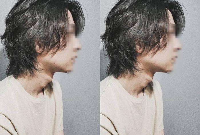남자 긴머리