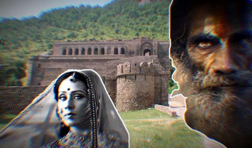 세상에서 가장 무서운 장소 '인도 반가라 마을'