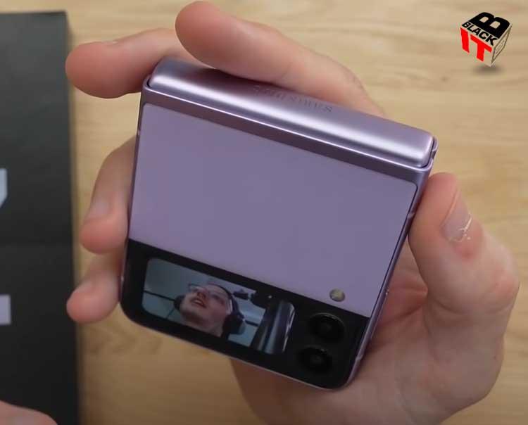 Z 플립3 카메라