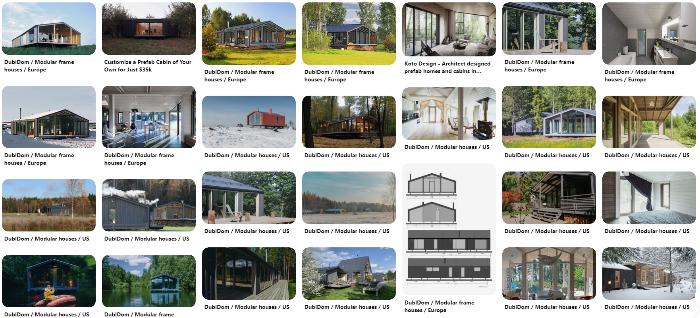 디자인도 단열 성능도 최고인 유럽식 모듈러주택