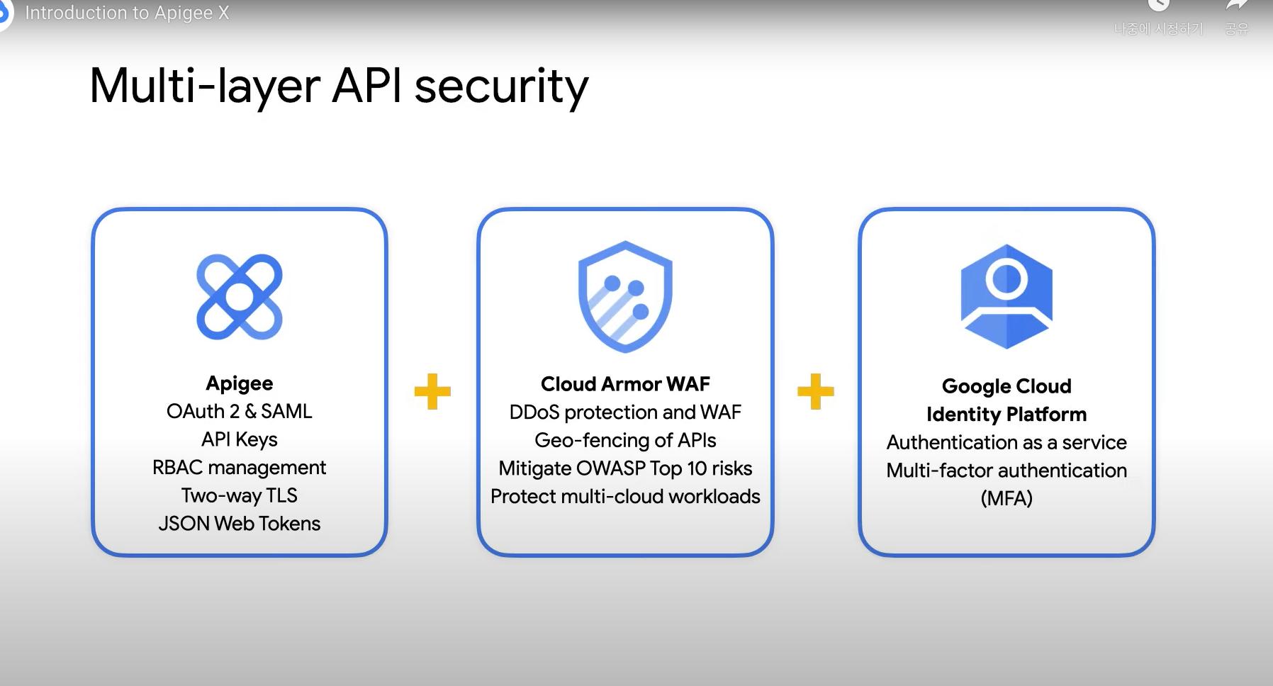 구글, API 관리 플랫폼 '아피지 X' 출시...확장성, 보안성, AI 기반 자동화로 차별화