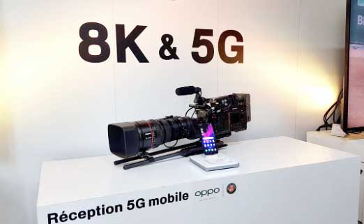 8K와 5G