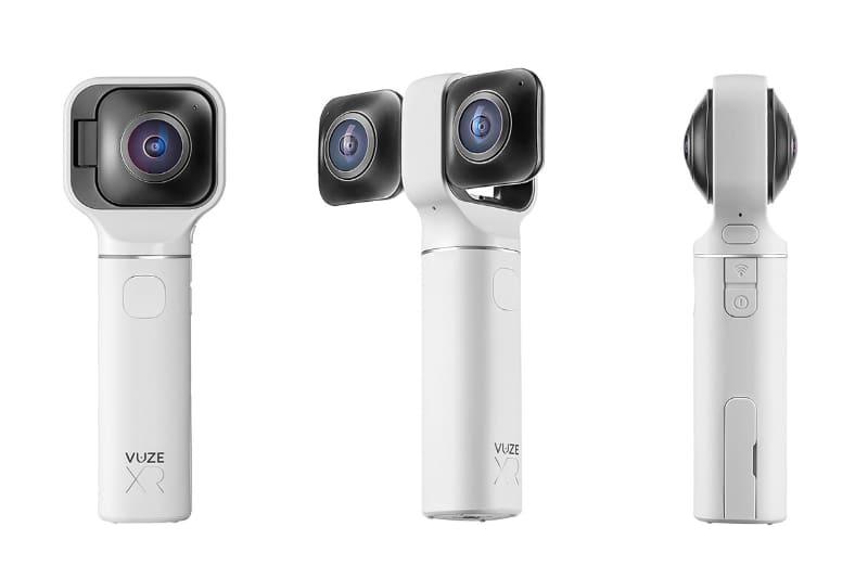 [BP/IT] 360도 카메라 'Vuze XR' -  HumanEyes Technologies