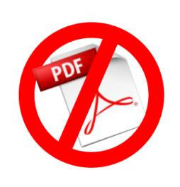 정보공개 연차보고서, 왜 계속 PDF만...?