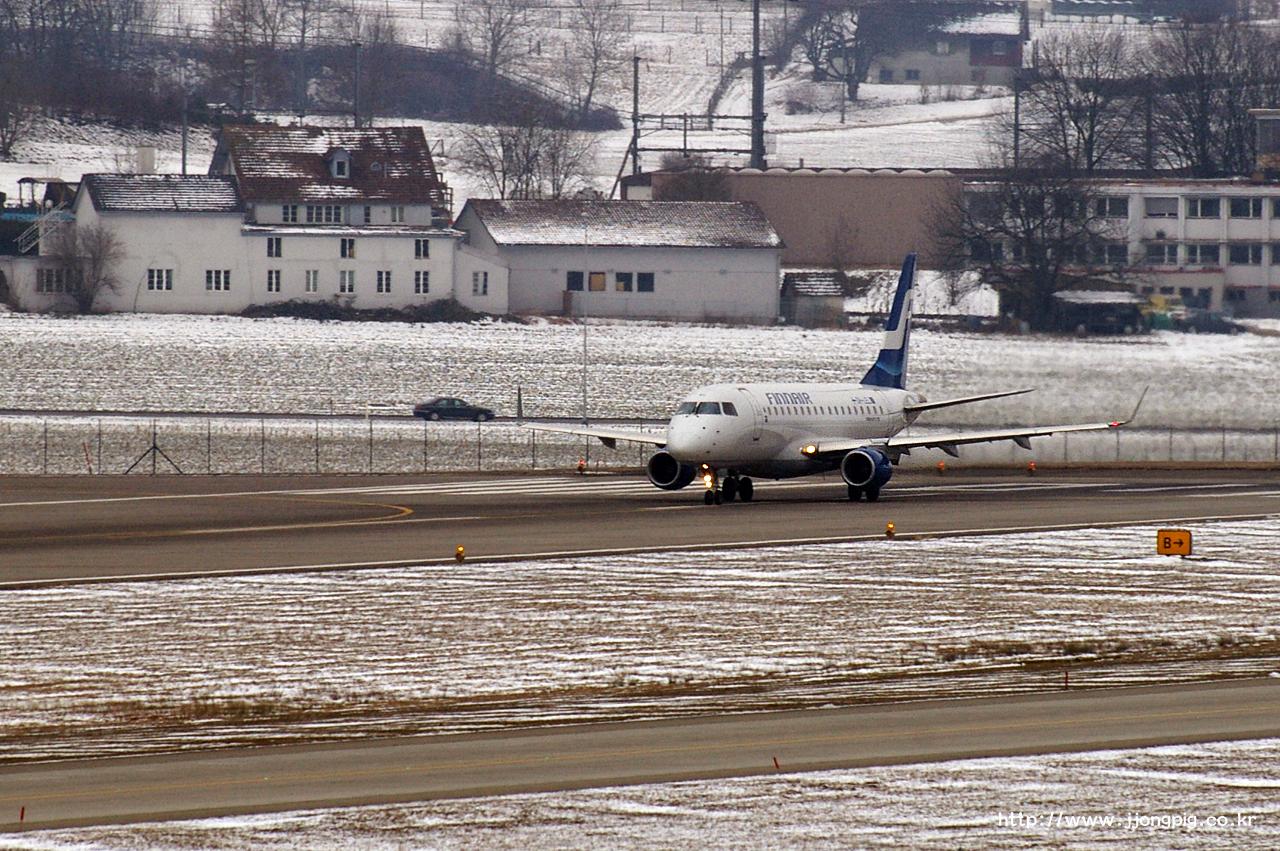 핀에어 Finnair AY FIN OH-LEL E170 Embraer E170 E170 취리히 - 클로텐 Zurich - Kloten 취리히 Zurich ZRH LSZH