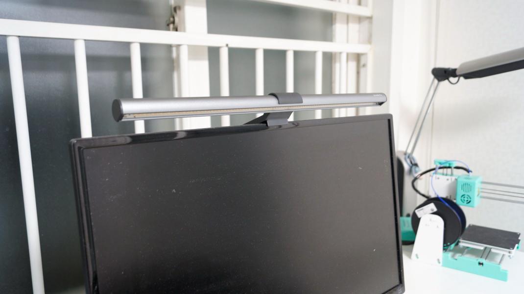 스크린바 플러스 아이케어 e리딩 램프 모니터 호환