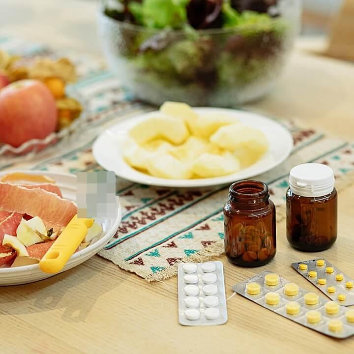사과-영양제-복용법-궁합