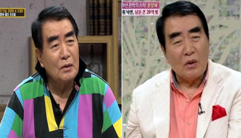 원로 액션배우 윤양하 별세…향년 81세