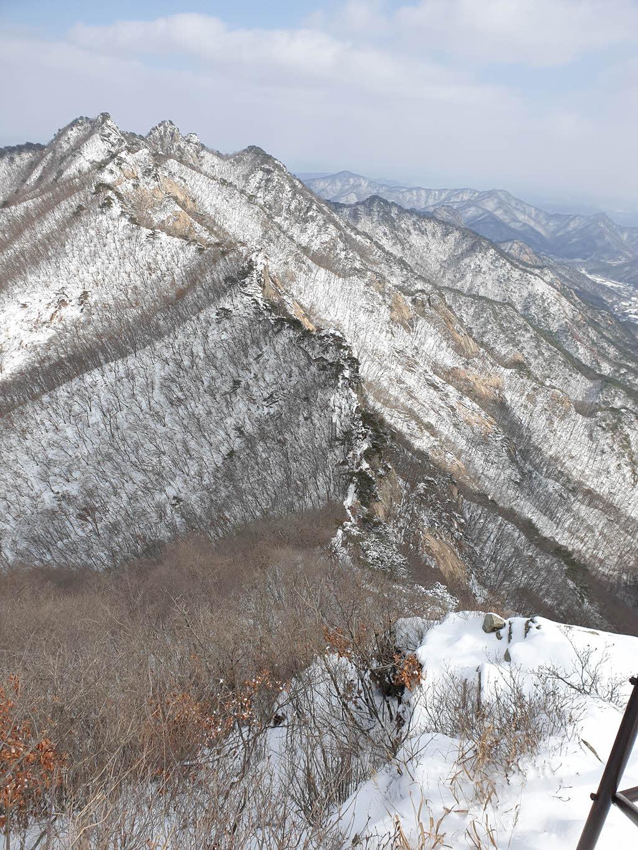 자연성릉의 모습