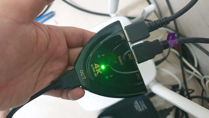 MDMI-분배기-연결-사진