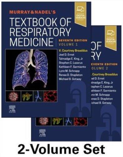 Murray & Nadel's Textbook of Respiratory Medicine (2 Vol set),7/e