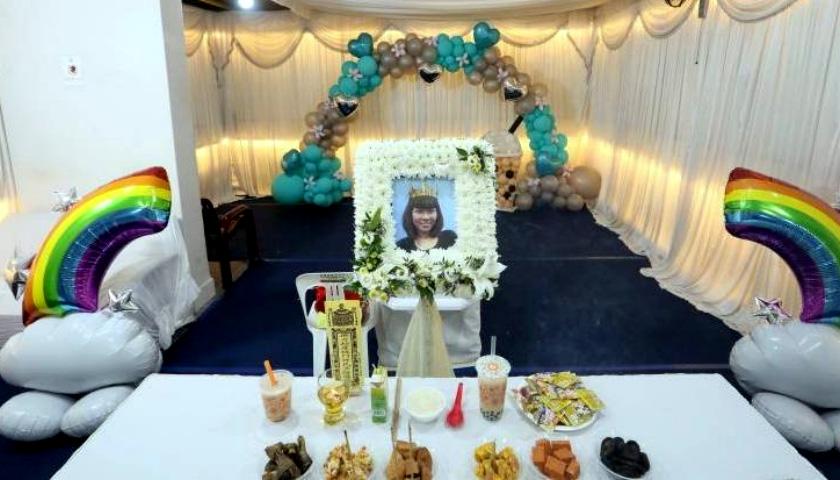 '행복한 장례식' 위해 복권 뿌리고 세상 떠난 여성