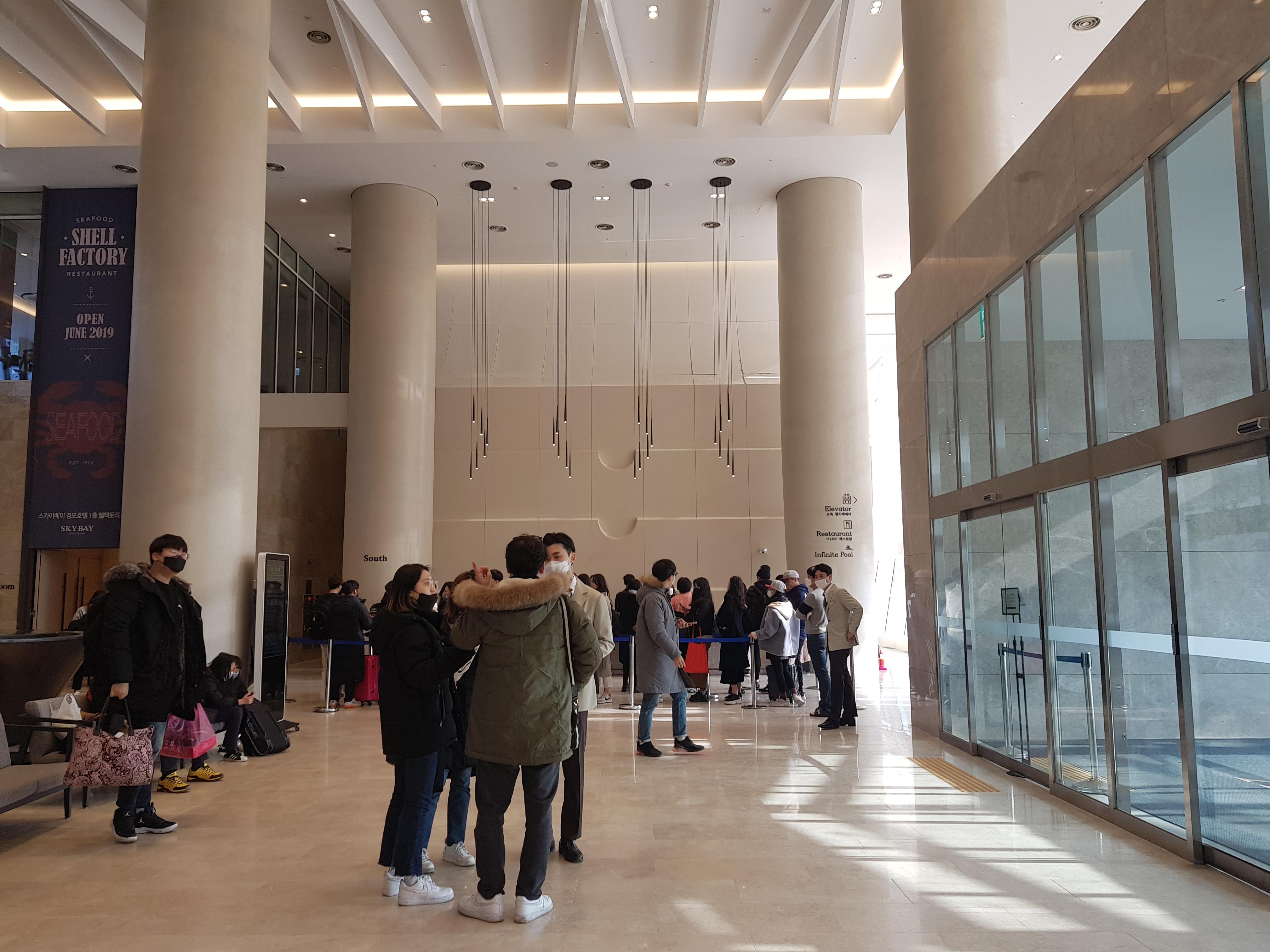 강릉여행] 강릉 스카이베이Skybay 호텔 솔직 후기  열대어의 관심사