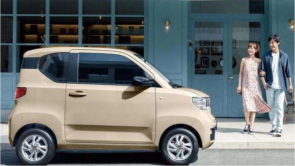 [BP/EV] 테슬라 모델 3 보다 2배 팔린 중국의 500만원 짜리 전기차