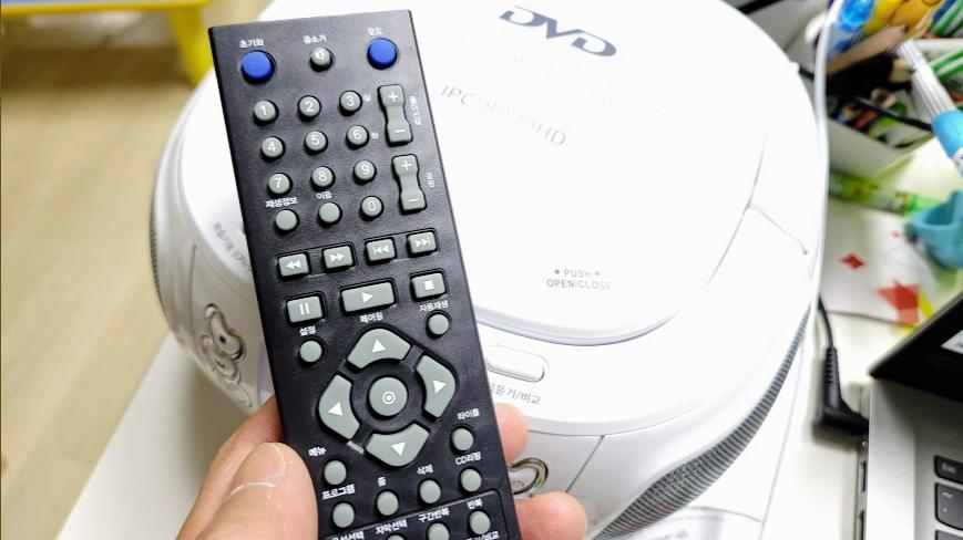 인비오 IPC-8090HD 개봉기 사진12