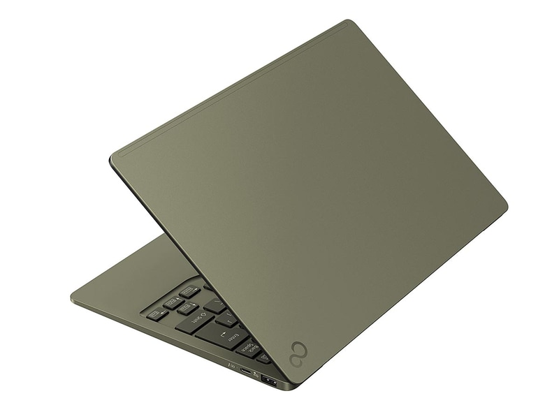 [BP/IT] 윈도 11 탑재 세계 최경량 634g 13.3인치 노트북 - 후지쯔  'FMVUXF3B'