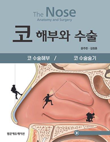 코 해부와 수술 (2Vols SET)