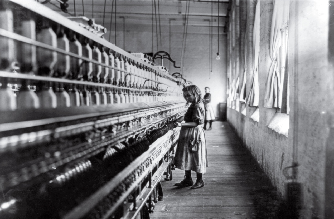 아동노동 사진으로 세상을 바꾼 다큐 사진가 루이스 하인(Lewis Hine)