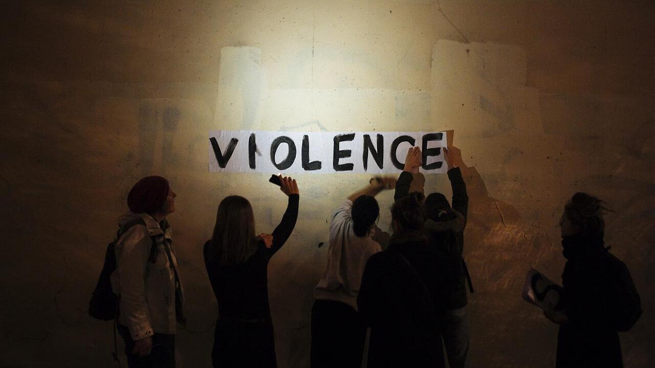폭력의 중독성