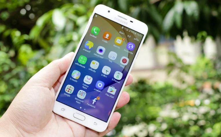 삼성 갤럭시 스마트폰 앱 아이콘 폴더 투명하게 만들기