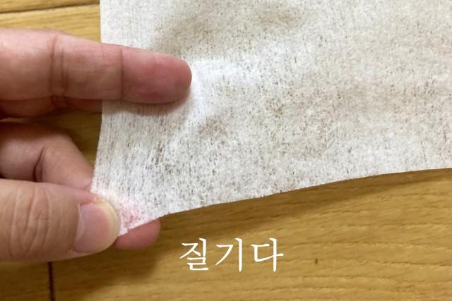 머리카락 청소 마른 물티슈 활용법 청소팁, 집안일팁, 팁줌 매일꿀정보
