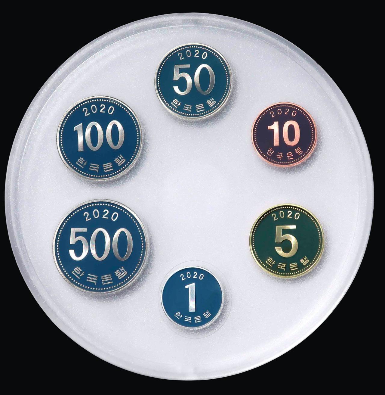 한국은행 70주년 기념 주화 판매처 가격 판매기간