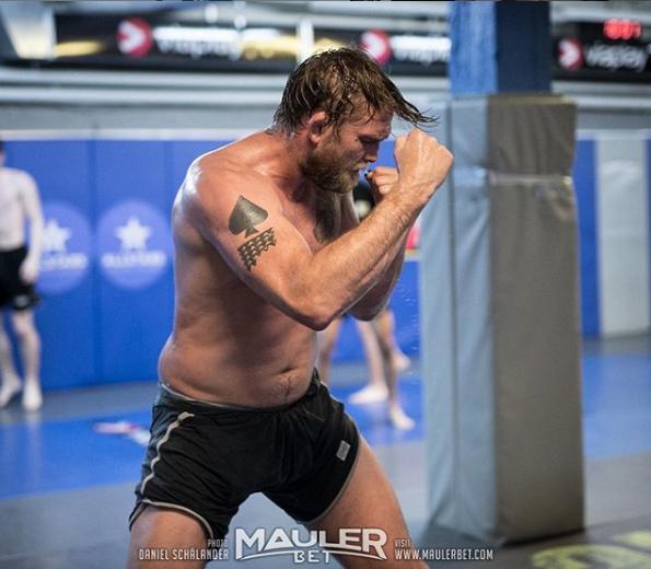 [UFC 인터뷰 소식] 알렉산더 구스타프손 : 베우둠전 스피드가 승부의 열쇠.