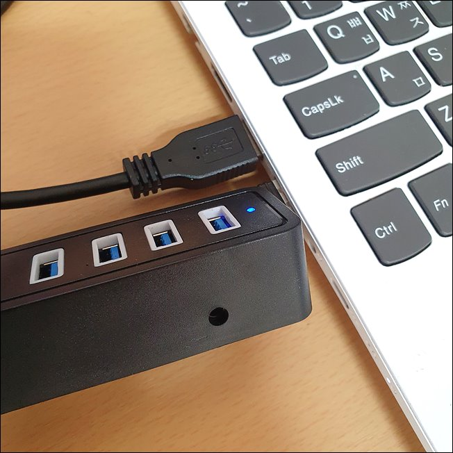 USB3.0 허브 4포트 추천 - USB허브 얼리봇 LHV-300 후기6
