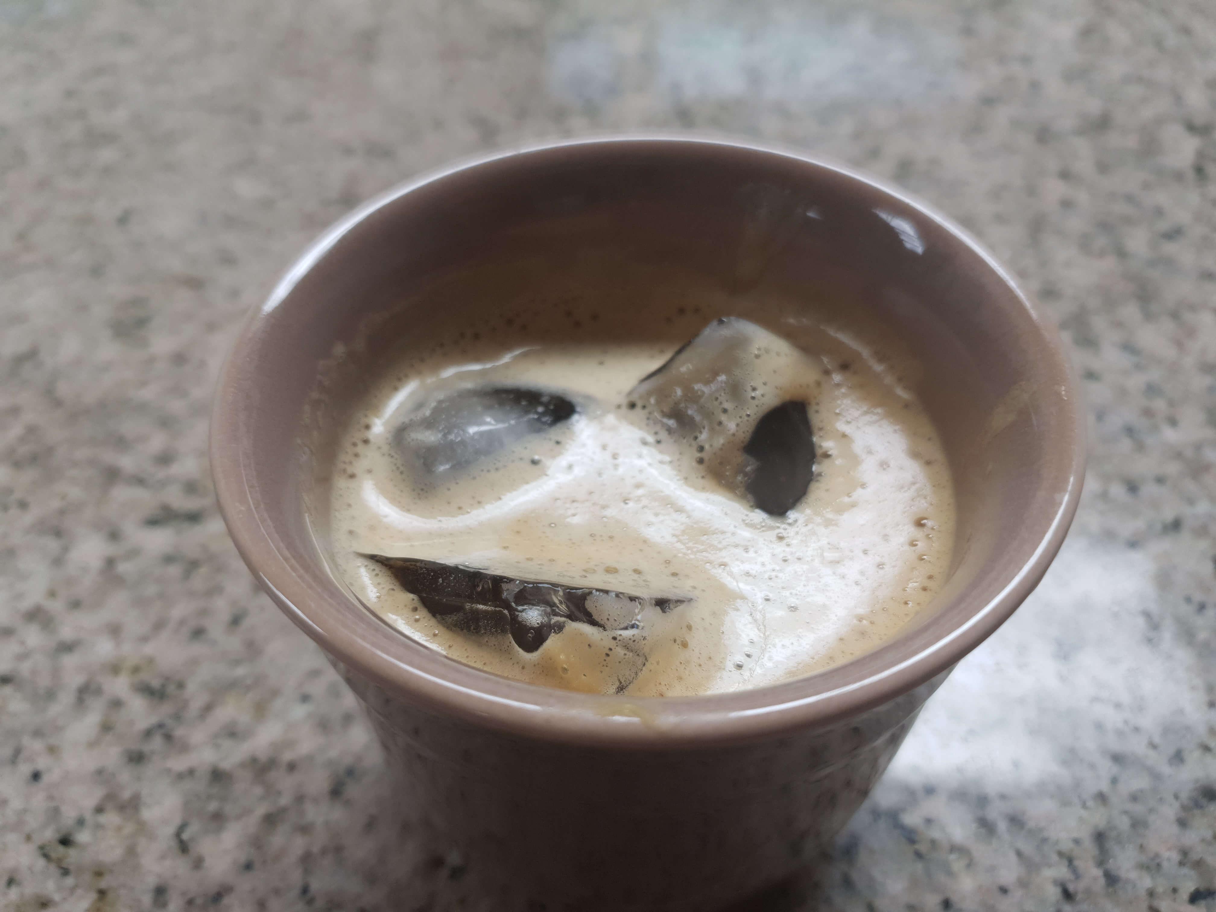 버츄오-커피-머신-크레마