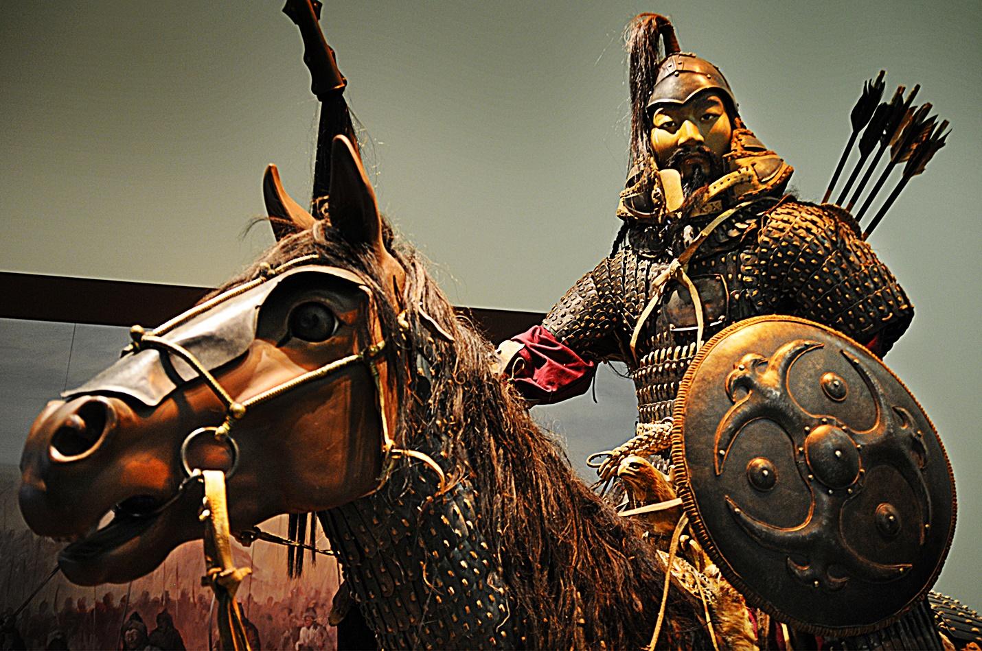 몽골 전사