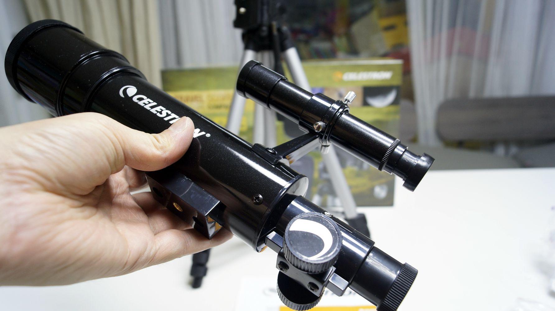 셀레스트론 travel scope 50 망원경