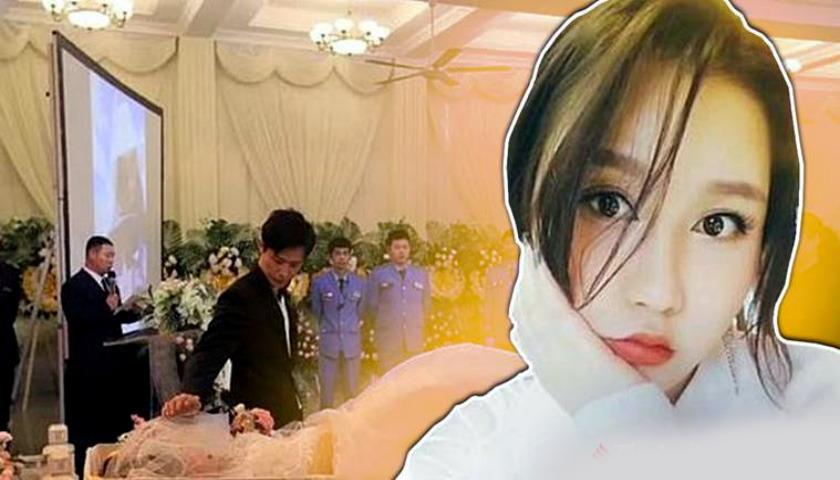 죽은 아내의 장례식장이 결혼식장 된 감동 사연