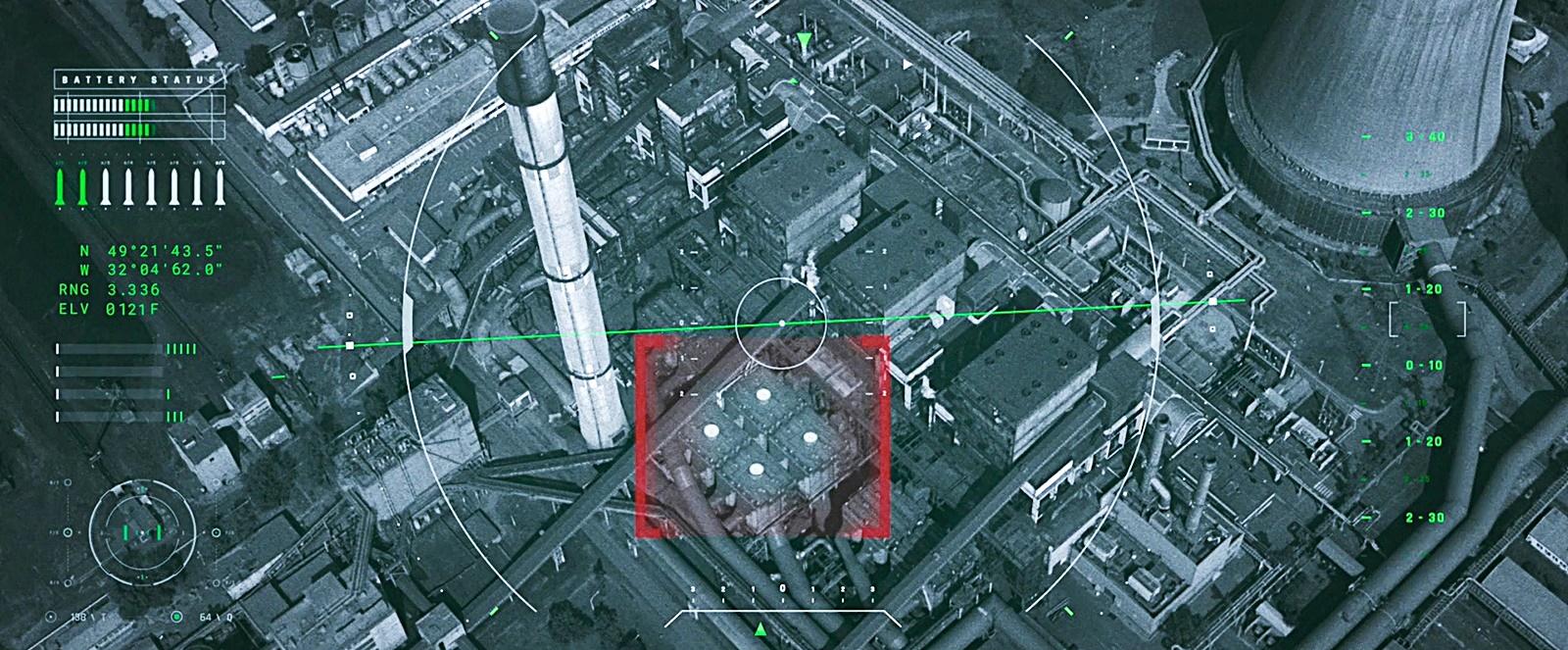 핵미사일 제거 공격