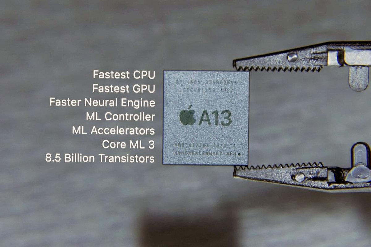 아이폰 SE 2세대(SE2) A13 프로세서