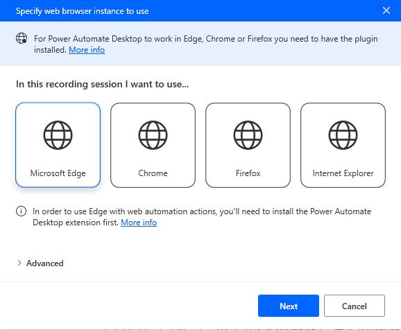 Windows10 Power Automate 사용방법 이미지 4
