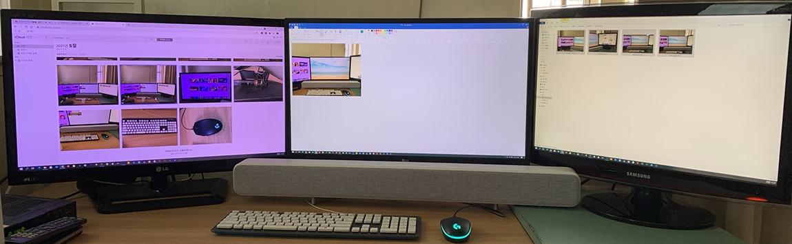 내 컴퓨터 환경(키보드, 마우스, 스피커, 모니터) 추천 및 사용 후기
