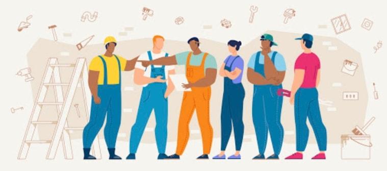사업자와 근로자