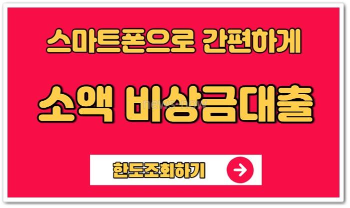 농축협 NH콕비상금대출