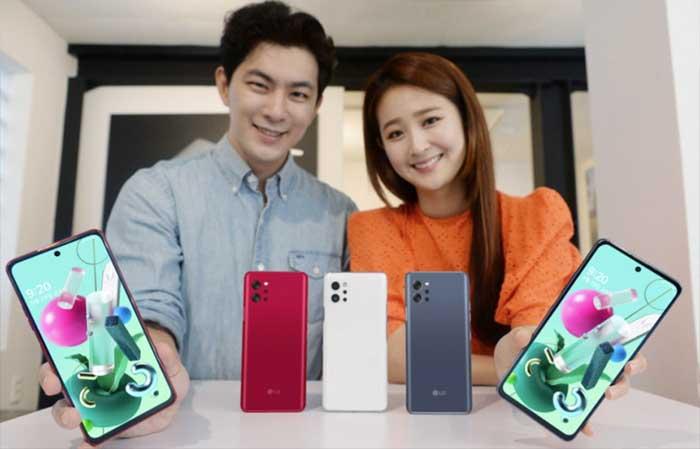LG Q92 사진 1