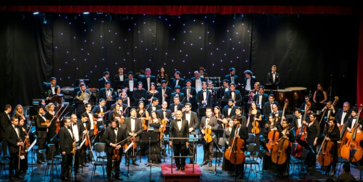 The second is the Paraguay National Symphony Orchestra (Orquesta Sinfónica Nacional del Paraguay).