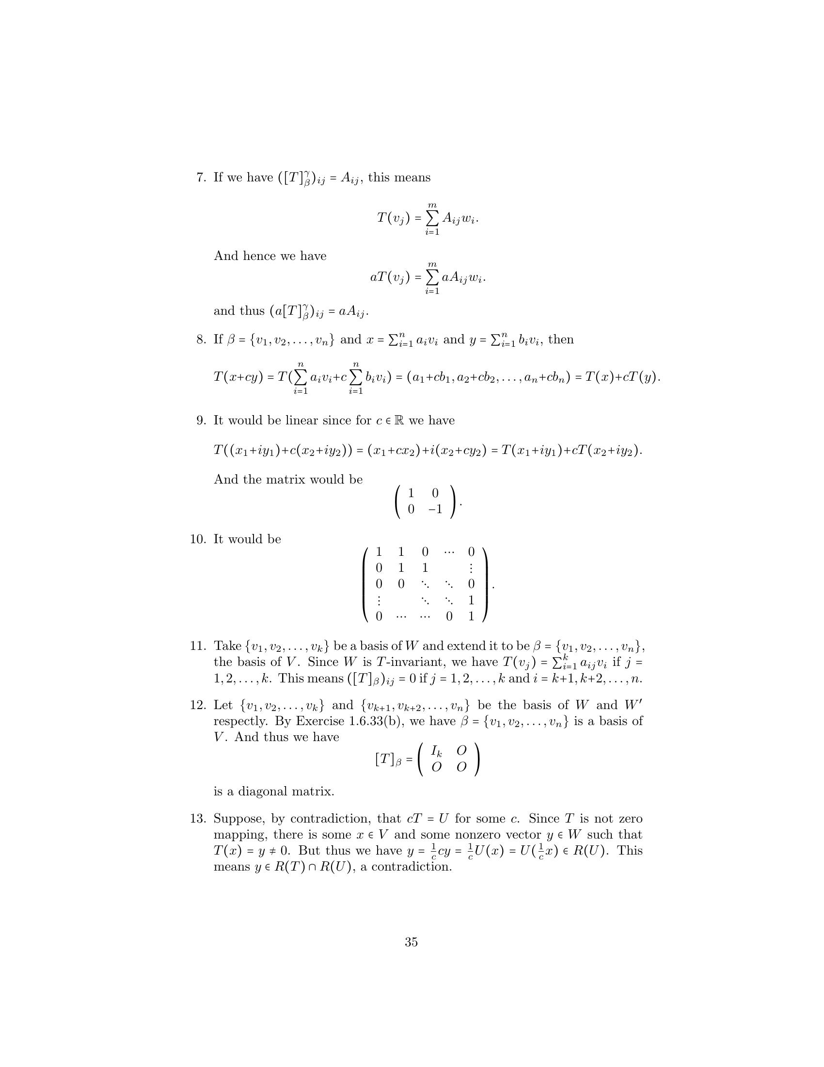Solutions To Linear Algebra Stephen H Friedberg Fourth Edition Chapter 2