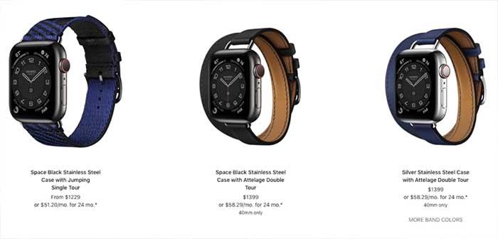 애플워치 에르메스 협업