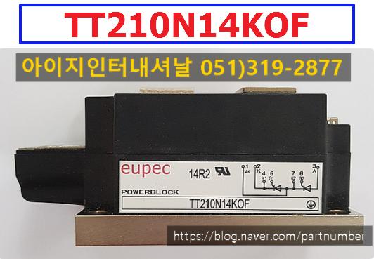TT210N14KOF (210A, 1400V)