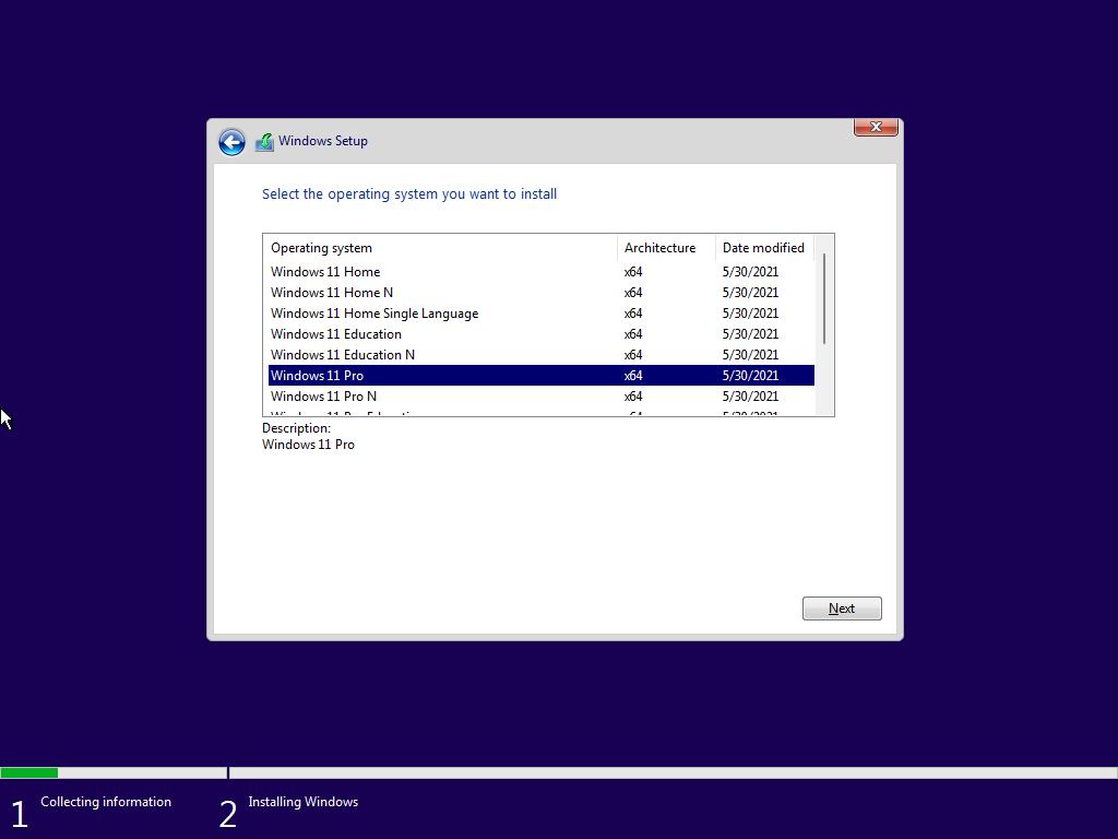 윈도우11 다운로드 설치 후기 캡처 3