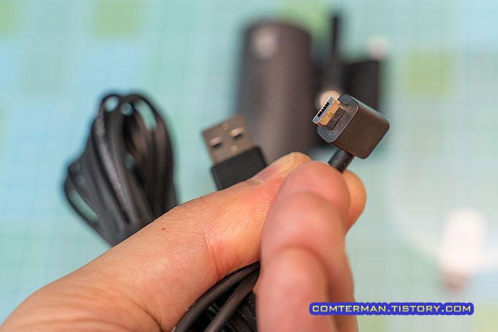 70mai 1S 전원 USB 케이블