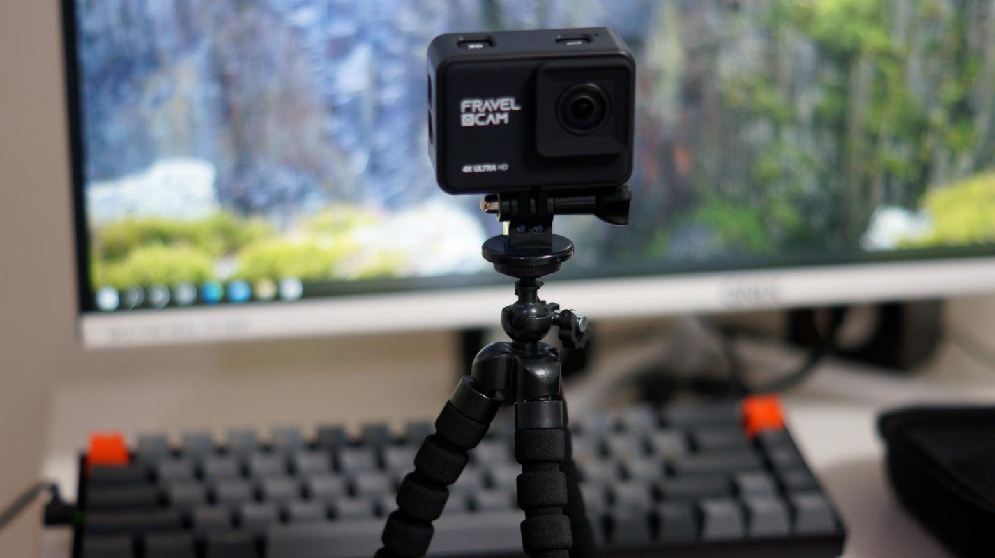 가성비 4K 액션캠 프레블캠 개봉후기 사진14