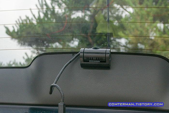 루카스 LK-9300 후방카메라