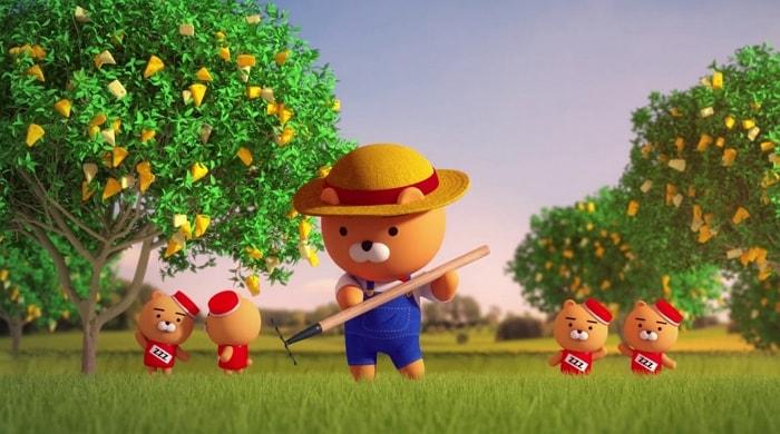 농부 라이언