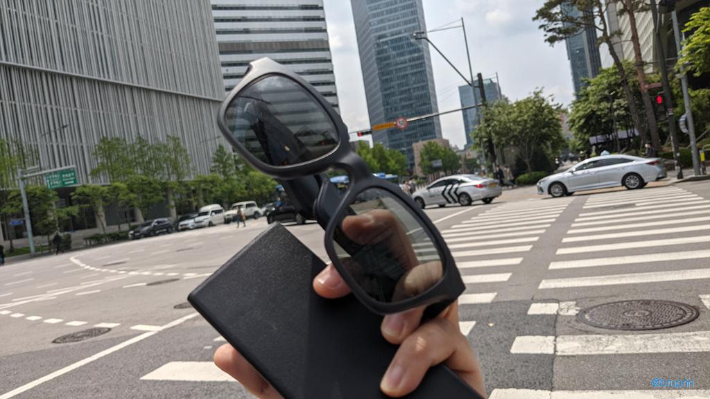 [BP/IT] 선글래스 + 블루투스 스피커 = 보스 프레임 알토(Bose Frames Alto)
