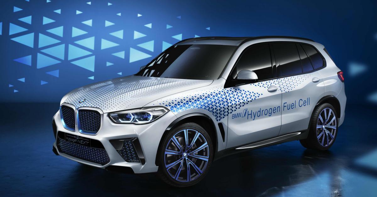 """BMW, 내년 'X5 수소차' 양산 계획...""""수소차 주도권 경쟁 심화될까?"""""""